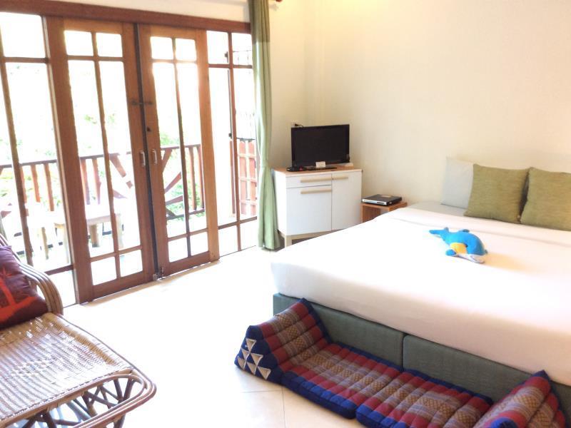 ซันสไมล์ ลอดจ์ เกาะเต่า (Sun Smile Lodge Koh Tao)