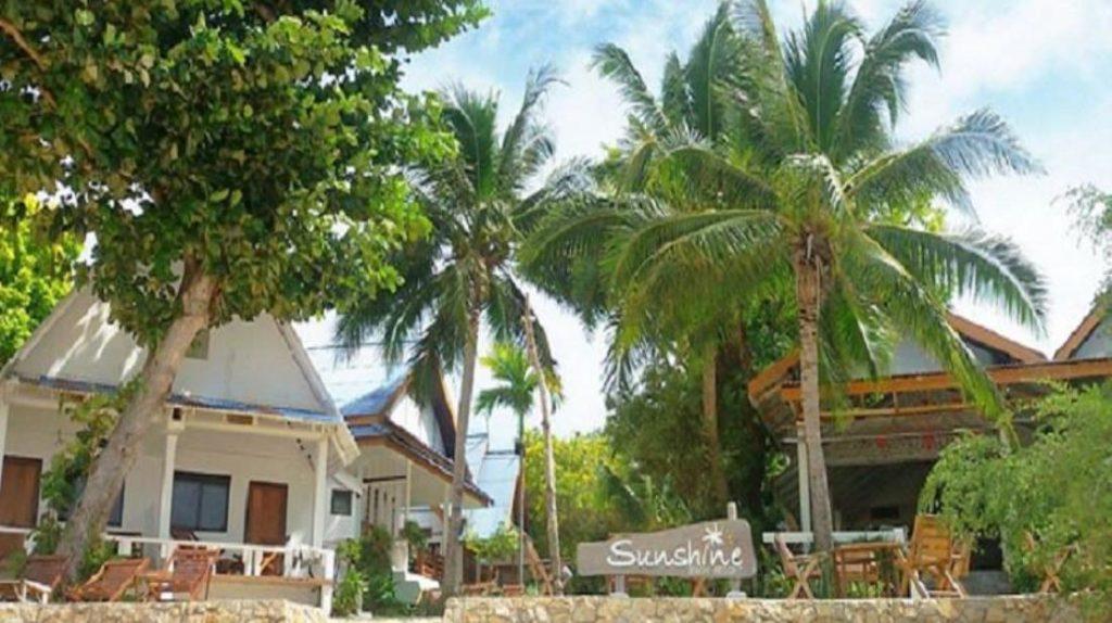 ซันไชน์ บีช รีสอร์ท (Sunshine Beach Resort)