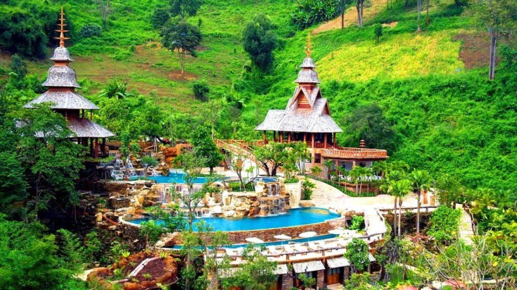 ปานวิมาน เชียงใหม่ สปา รีสอร์ท (Panviman Chiangmai Spa Resort)