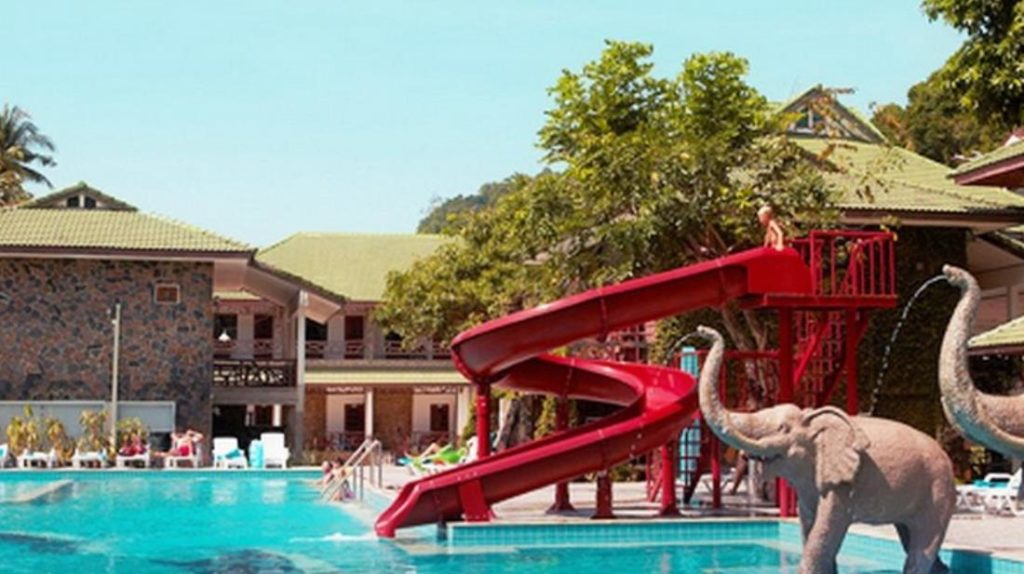 เกาะช้าง ลากูน รีสอร์ท (Koh Chang Lagoon Resort)