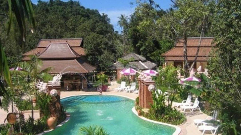 เกาะช้าง แกรนด์ ออร์คิด รีสอร์ท แอนด์ สปา (Koh Chang Grand Orchid Resort and Spa)