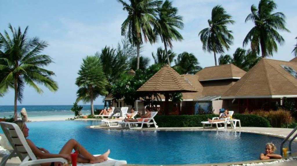 เกาะเต่า คอรัล แกรนด์ รีสอร์ท (Koh Tao Coral Grand Resort)
