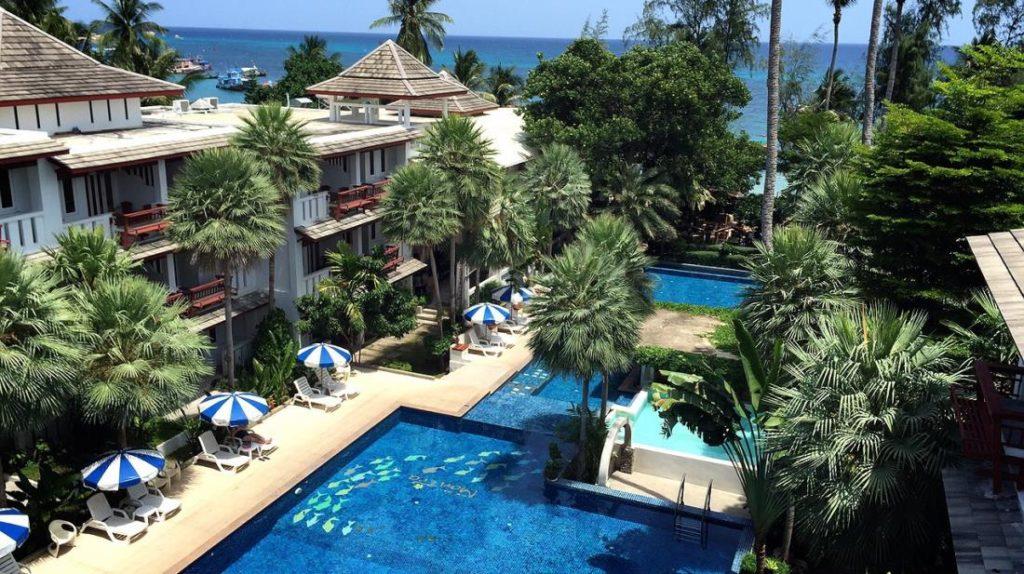 เกาะเต่า มนตรา รีสอร์ท แอนด์ สปา (Koh Tao Montra Resort & Spa)