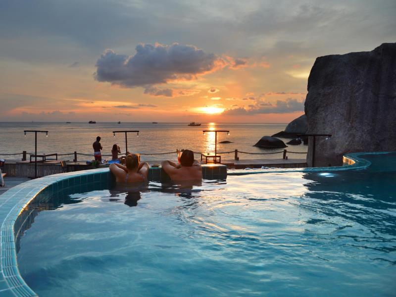 เกาะเต่า ฮิลไซด์ รีสอร์ท (Koh Tao Hillside Resort)