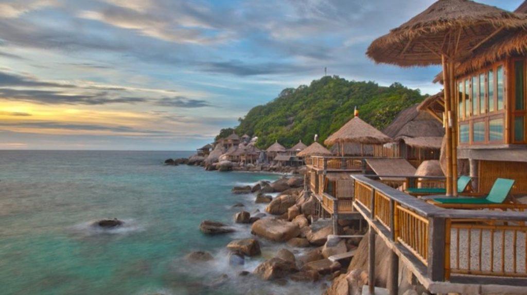 เกาะเต่า แบมบู ฮัท (Koh Tao Bamboo Huts)