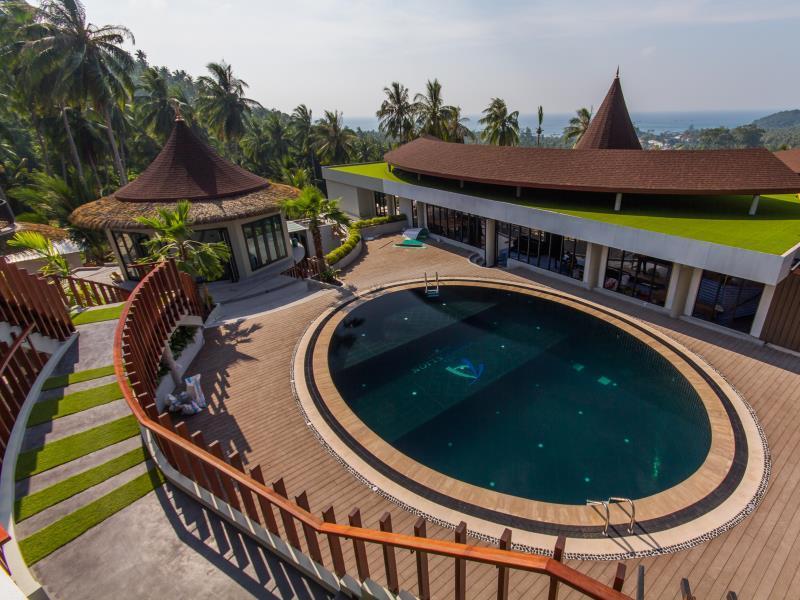 เดอะ ธนา อะไลน์ รีสอร์ท (The Tarna Align Resort)