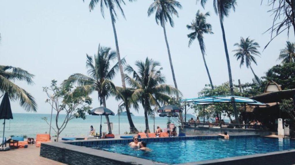 เนเจอร์บีช รีสอร์ท (Nature Beach Resort)