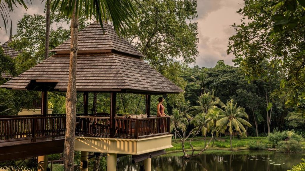 โฟร์ซีซั่น รีสอร์ท เชียงใหม่ (Four Seasons Resort Chiang Mai)