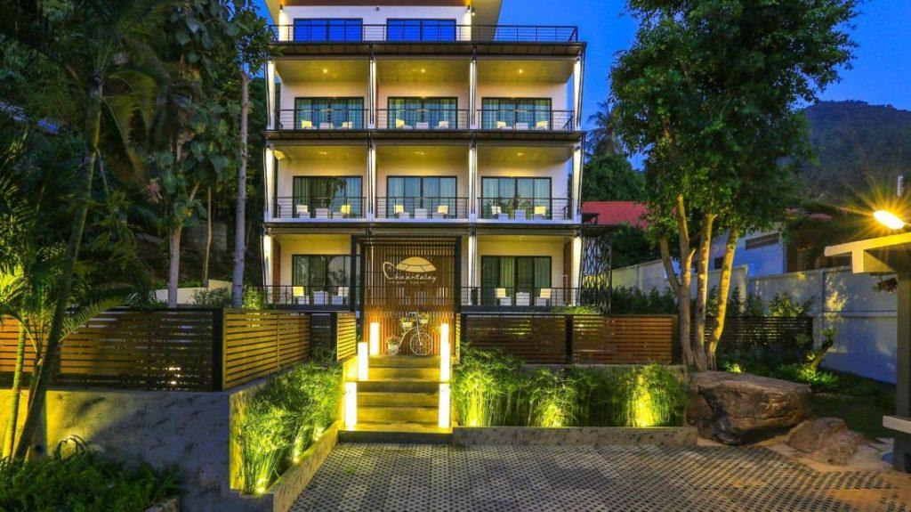โรงแรมชานทะเล (Chaantalay Hotel)