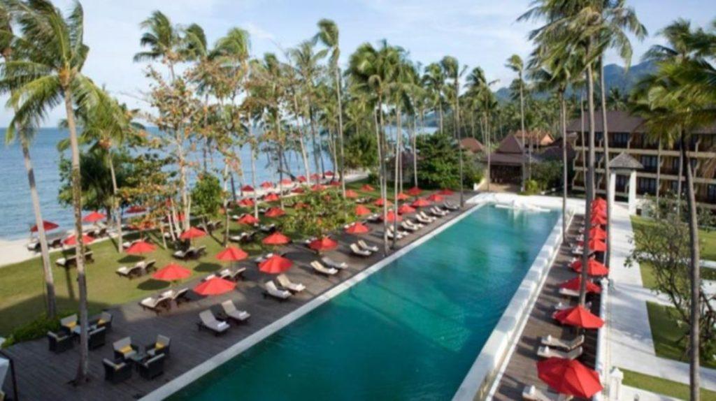 โรงแรมดิ เอ็มเมรัล โคฟ เกาะช้าง (The Emerald Cove Koh Chang Hotel)