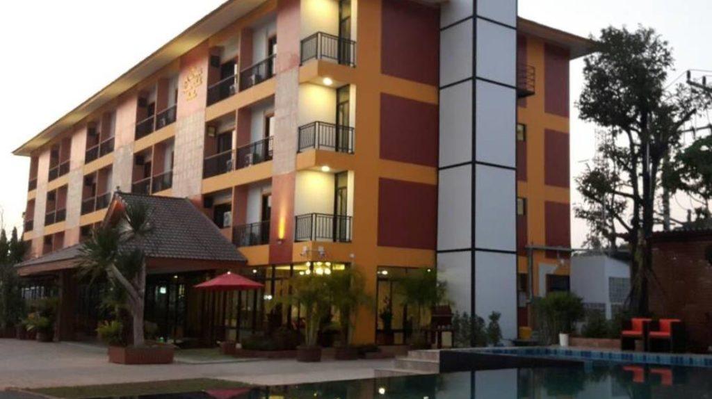 โรงแรมตะวัน อันดา การ์เด้น (tawan anda garden hotel)