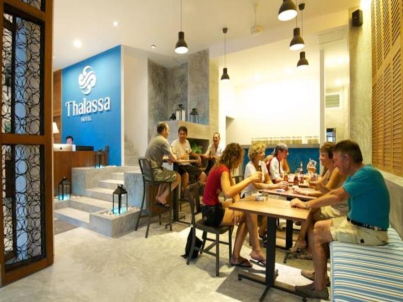 โรงแรมทาลาสซา (Thalassa Hotel)