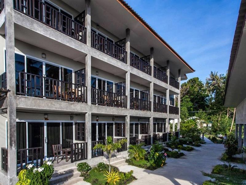 โรงแรมบ้านสวนตา (Baan Suan Ta Hotel)