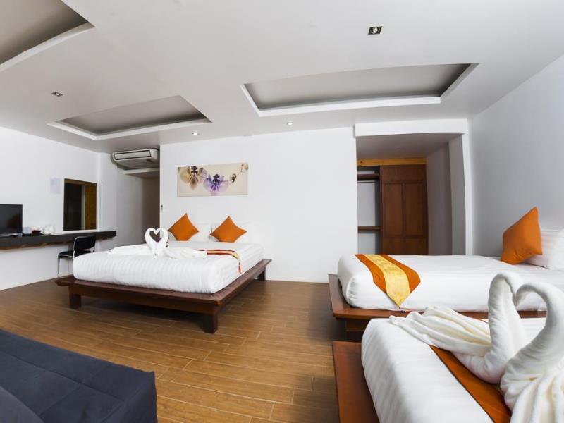 โรงแรมปราณี อมตะ (Pranee Amata Hotel)