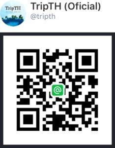 Line TripTH QR Code