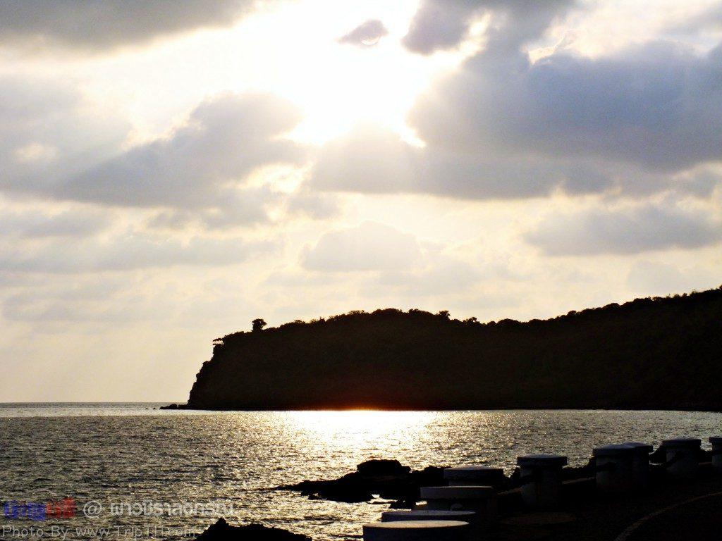 พระอาทิตย์ตก ยามเย็น (2)