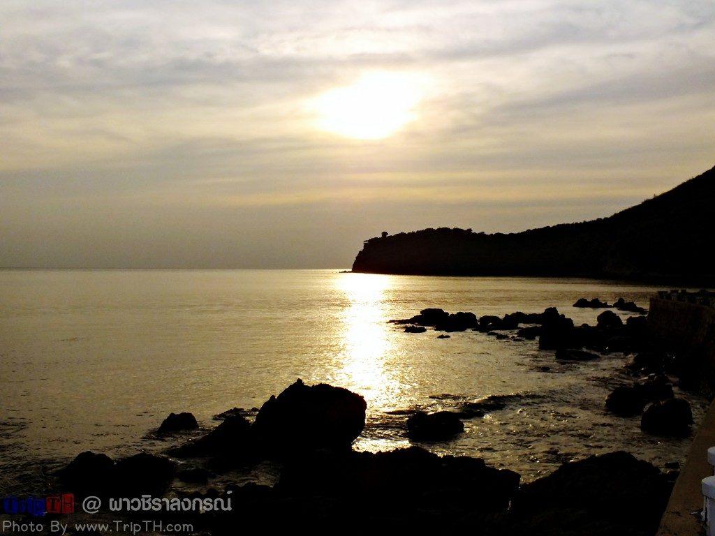 พระอาทิตย์ตก ยามเย็น (3)