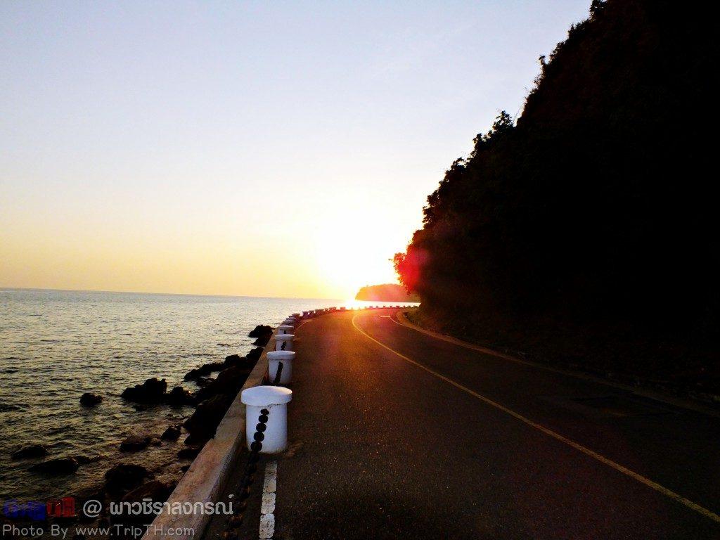 พระอาทิตย์ตก ยามเย็น (4)