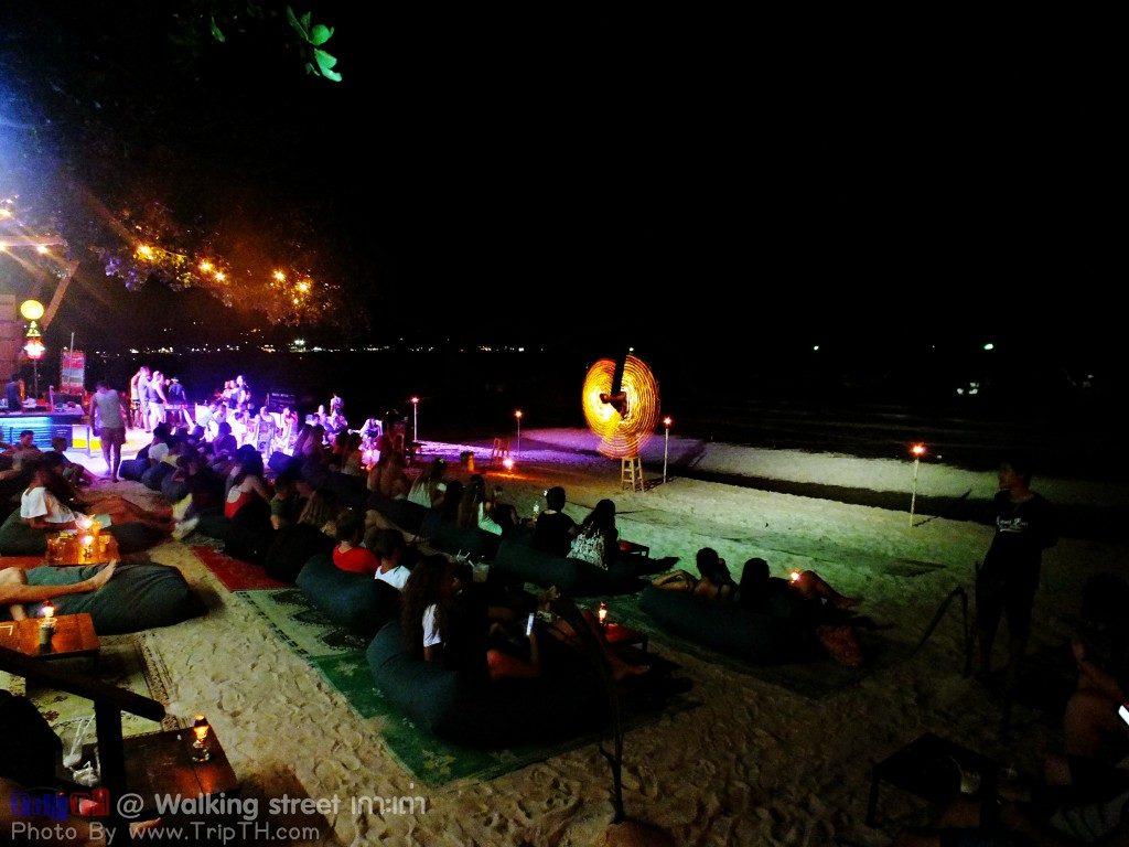หาดทรายรี ยามค่ำคืน (2)