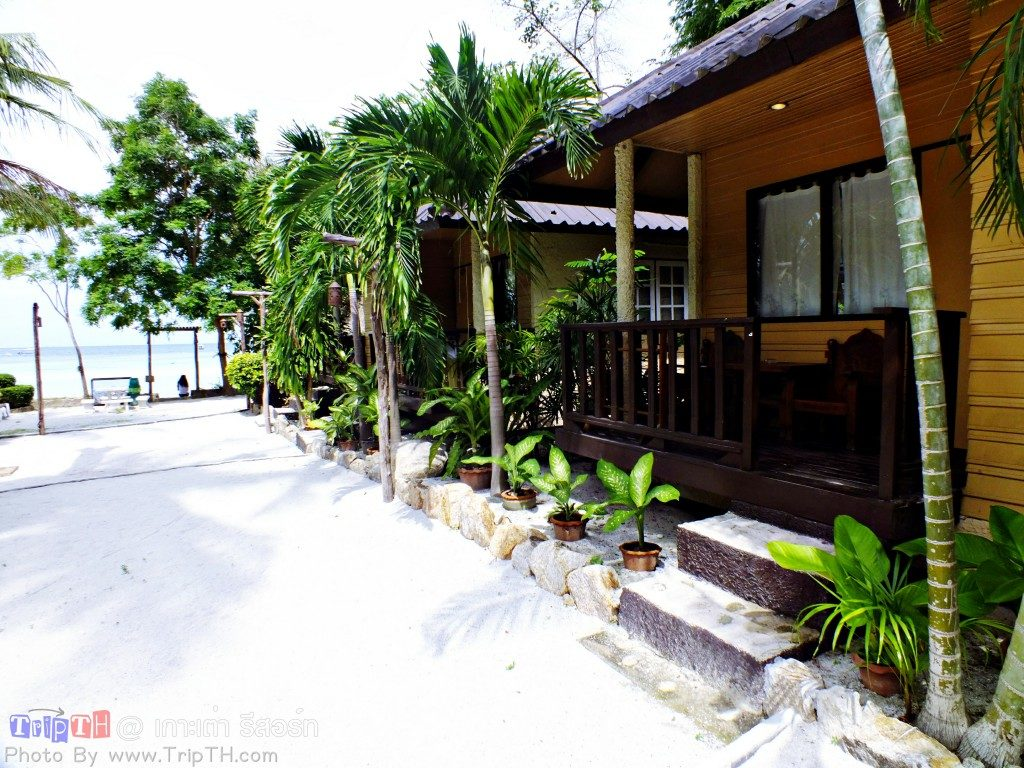 ห้องบังกะโล เกาะเต่ารีสอร์ท (2)