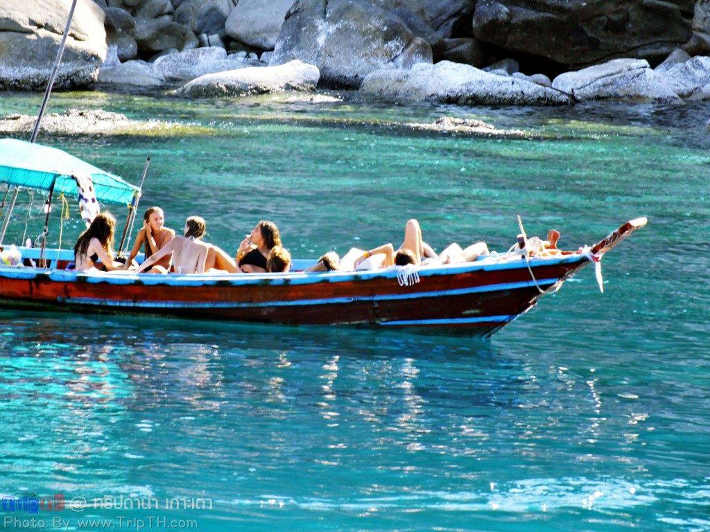 จุดดำน้ำ อ่าวหินงาม เกาะเต่า (5)