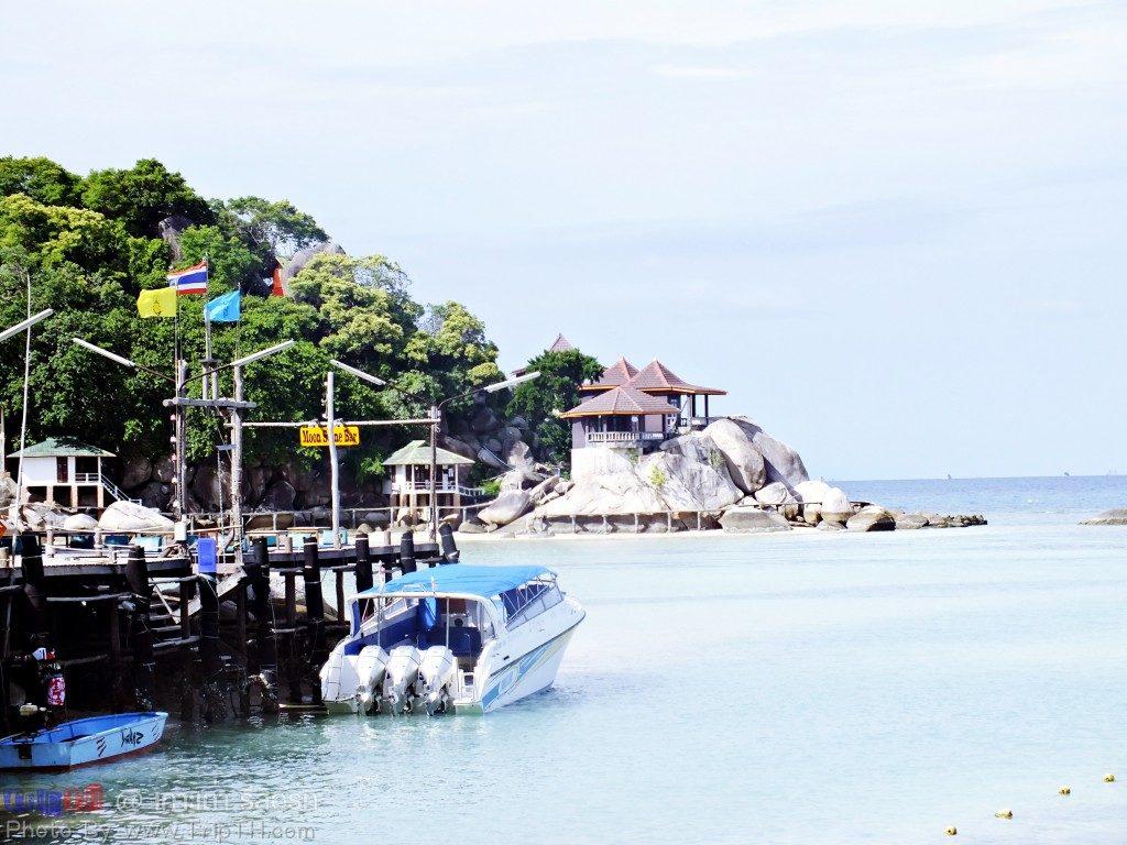 ชายหาดหน้าเกาะเต่า รีสอร์ท (3)