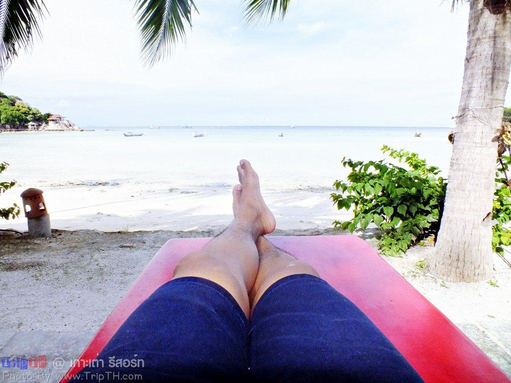 ชายหาดหน้าเกาะเต่า รีสอร์ท (4)