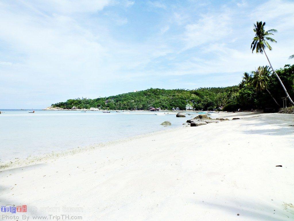 ชายหาดหน้าเกาะเต่า รีสอร์ท (5)