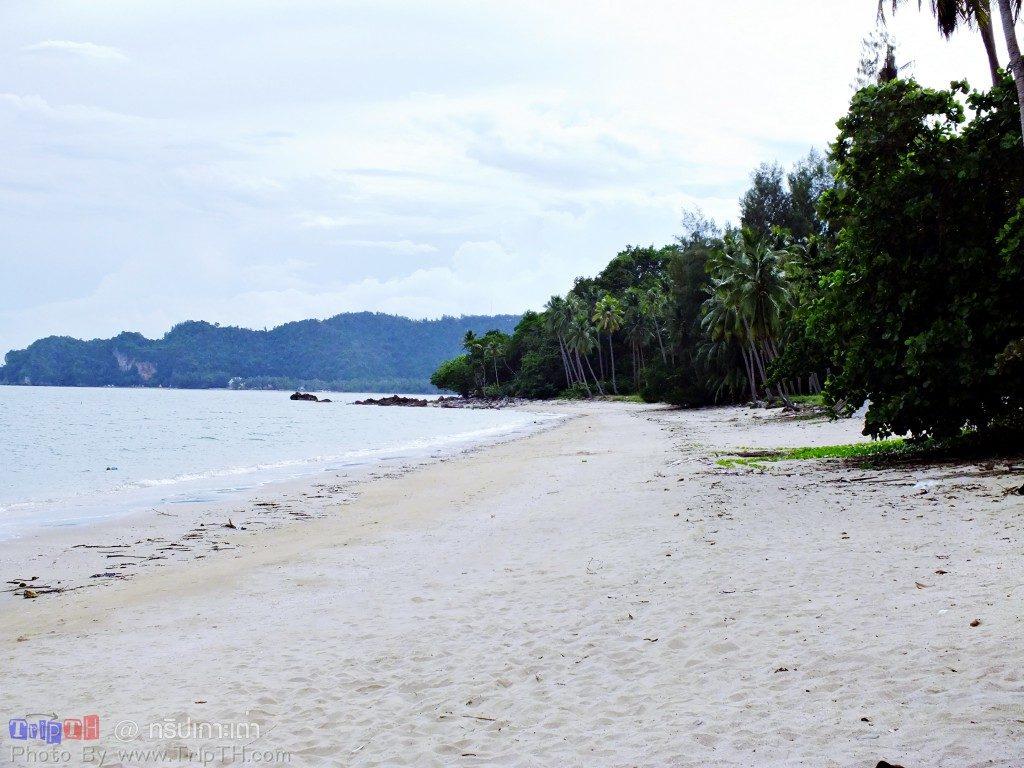 ชายหาด ที่ท่าเรือลมพระยา