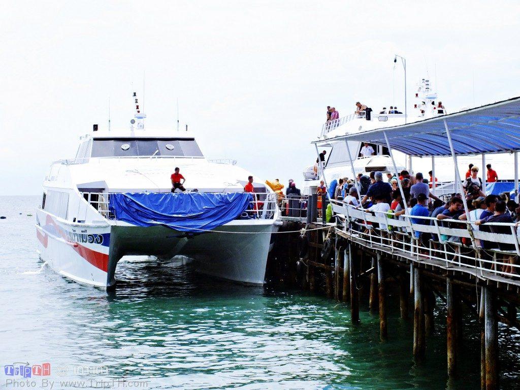 ท่าเรือลมพระยา เกาะเต่า (1)