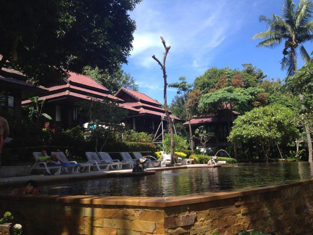 บ้านลานตา รีสอร์ท แอนด์ สปา (Baan Laanta Resort & Spa)
