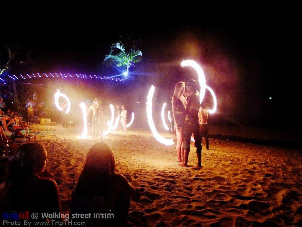 หาดทรายรี ยามค่ำคืน (4)