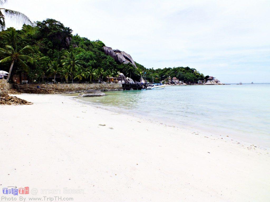 หาดเกาะเต่ารีสอร์ท อ่าวโฉลก (2)