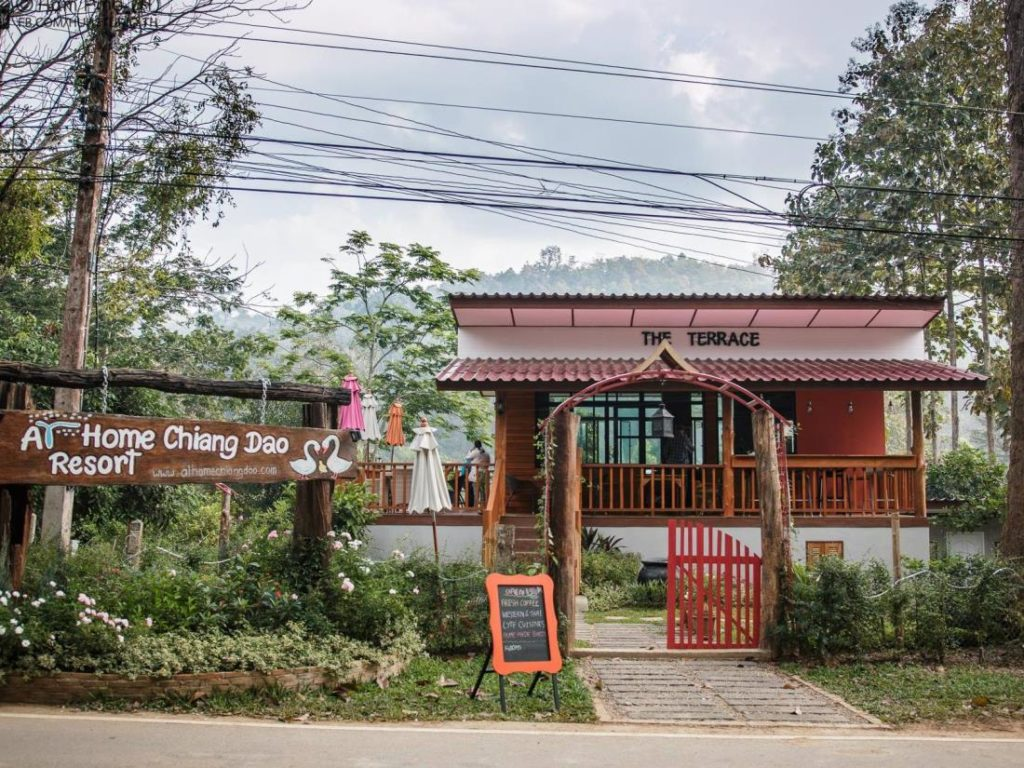 แอท โฮม เชียงดาว รีสอร์ต (At Home Chiang Dao Resort