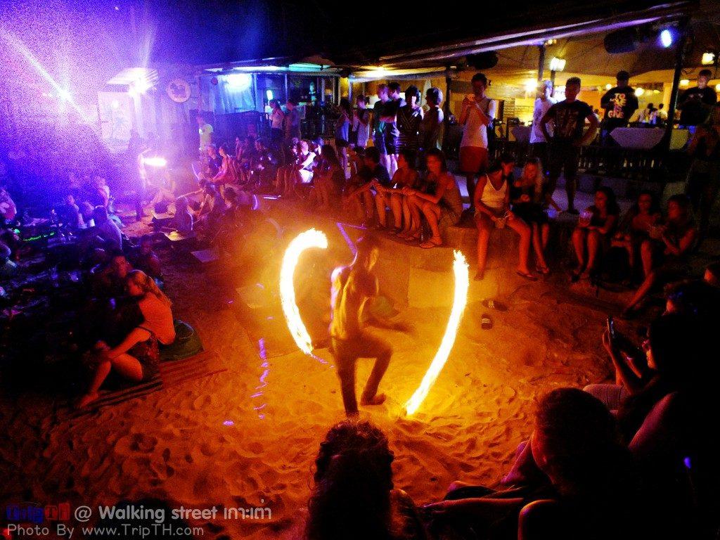 โชว์ควงไฟ หาดทรายรี (3)