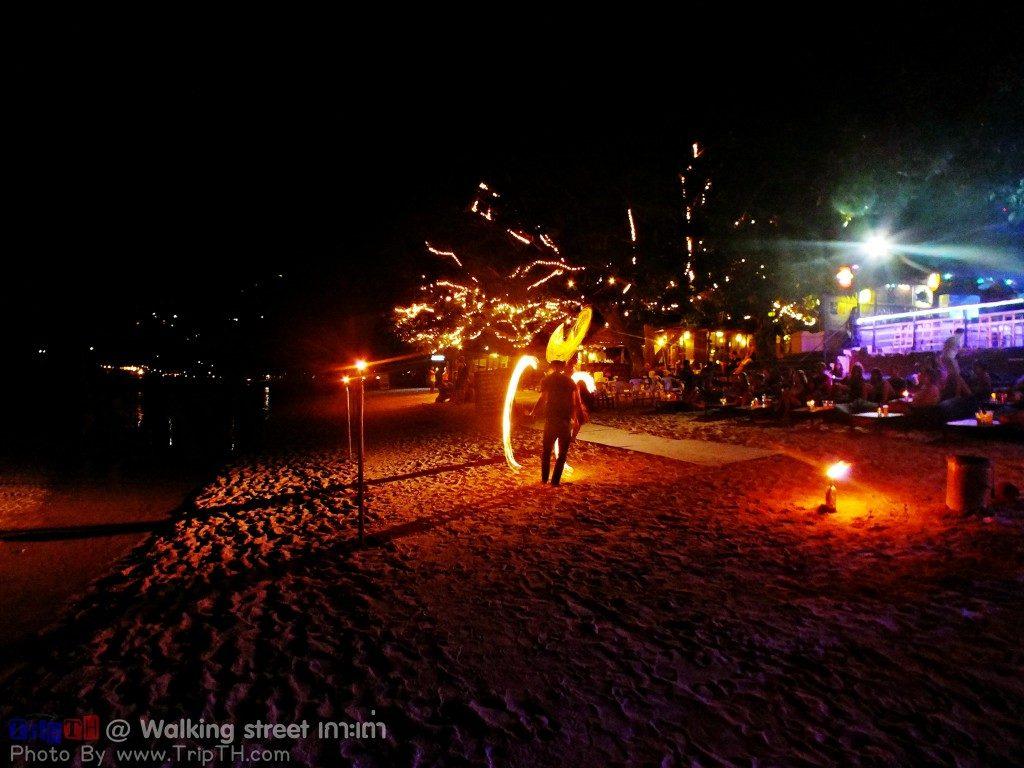 โชว์ควงไฟ หาดทรายรี (5)