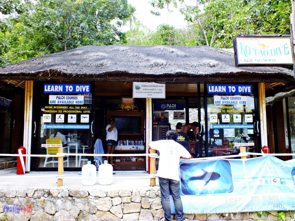 Dive Shop ko tao resort (1)
