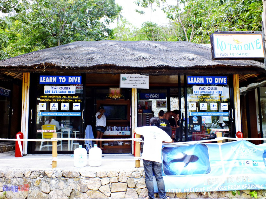 Dive shop ko tao resort 1 tripth - Ko tao dive resort ...