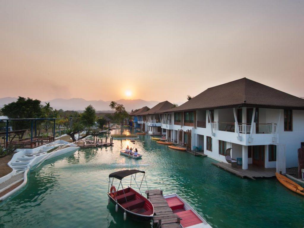 ดิ เอีย ปาย รีสอร์ต (The Oia Pai Resort)