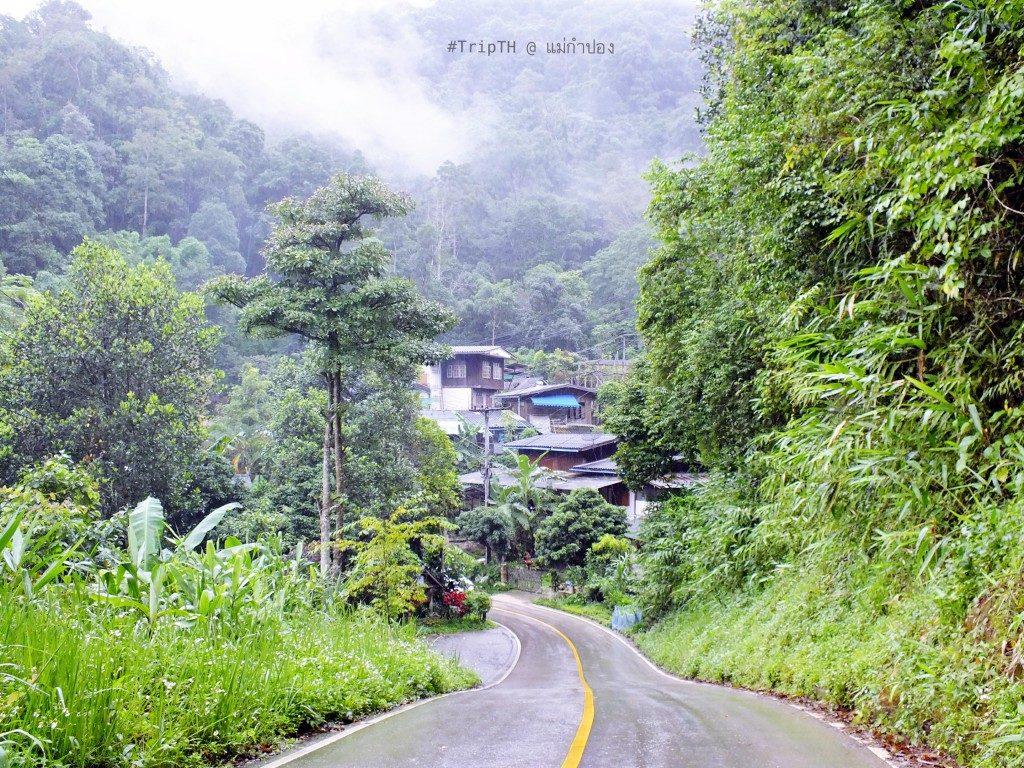 ธรรมชาติ หมู่บ้านแม่กำปอง (1)