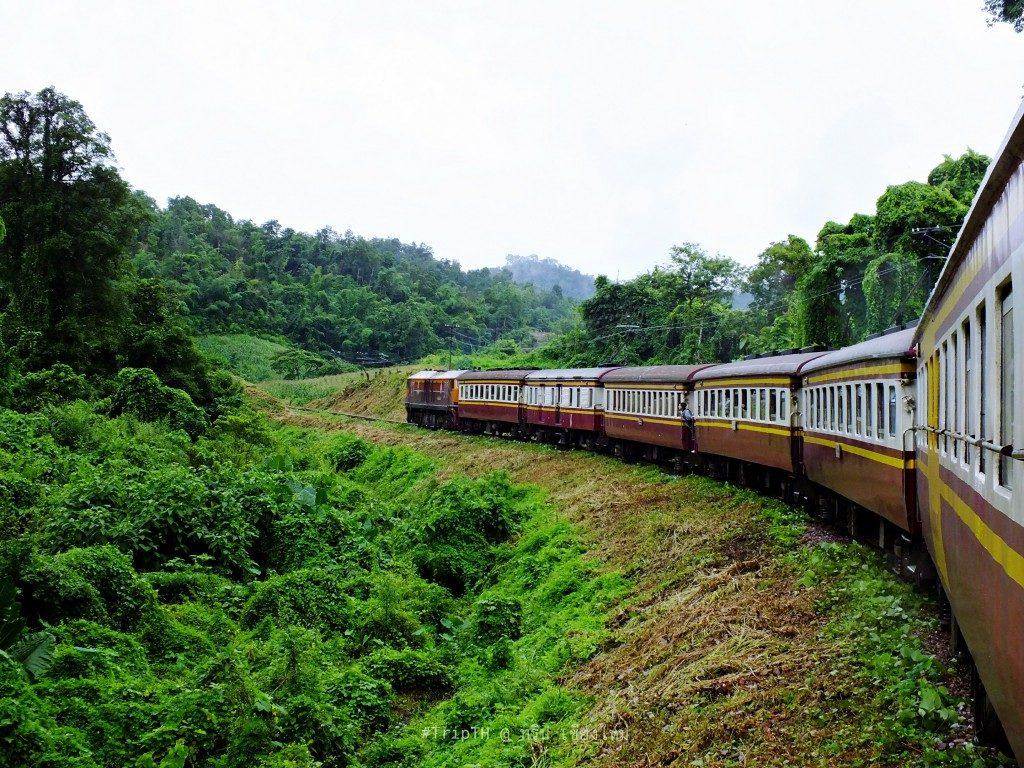 รถไฟ เชียงใหม่ - กรุงเทพฯ