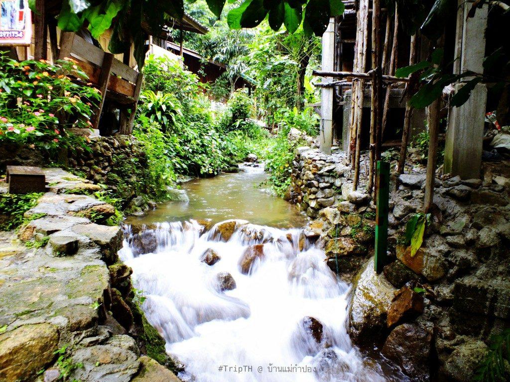 หมู่บ้านแม่กำปอง (2)