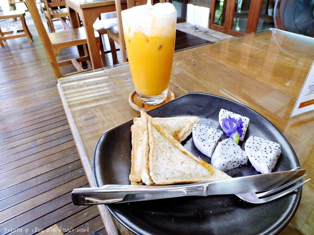อาหารเช้า @ เฮือน สวิส-ล้านนา (2)
