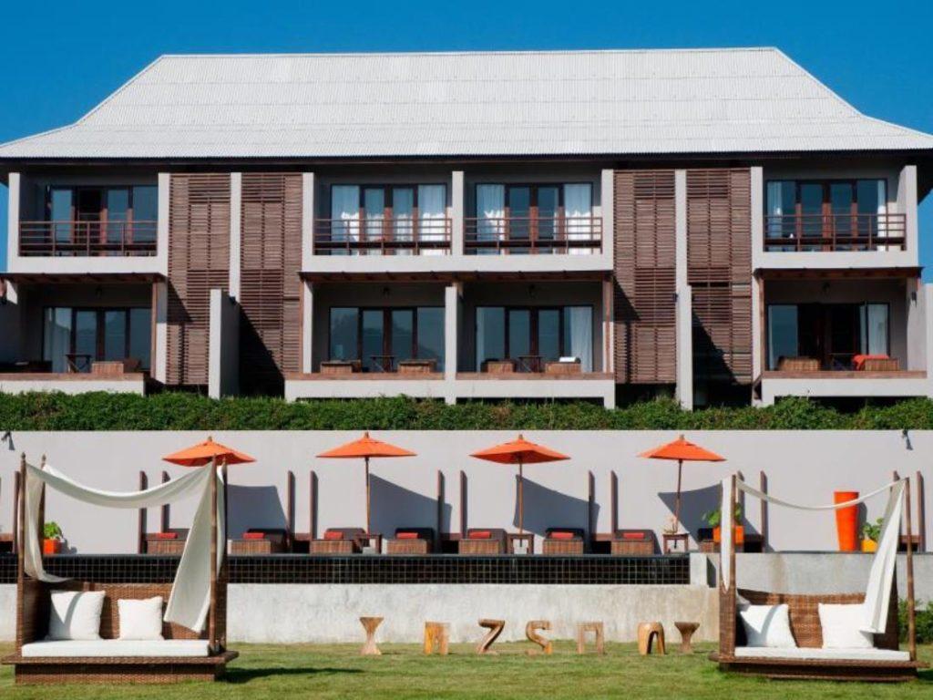 โรงแรมโยมา (Yoma Hotel)