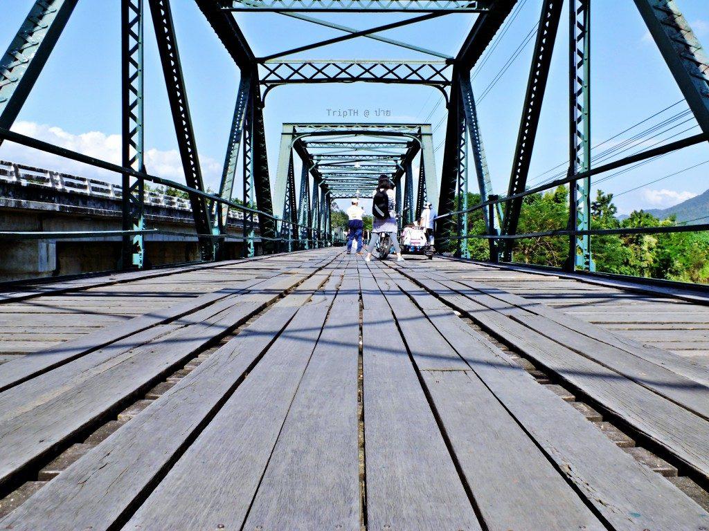 สะพานประวัติศาสตร์ปาย (4)