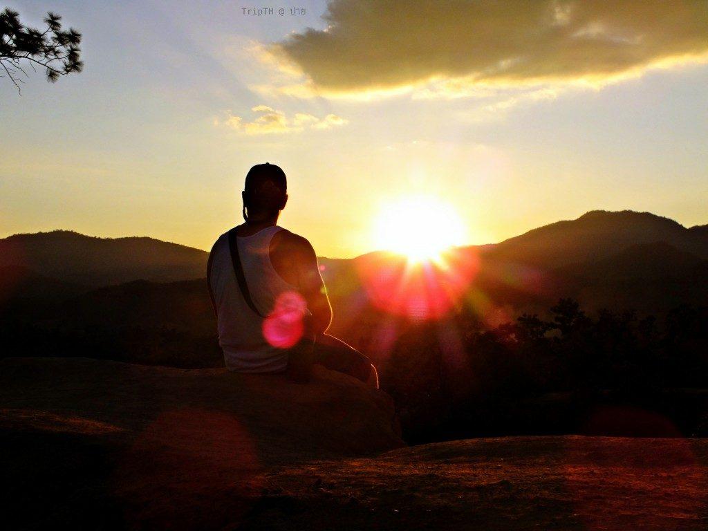 จุดชมพระอาทิตย์ตก ปาย (กองแลน) (3)