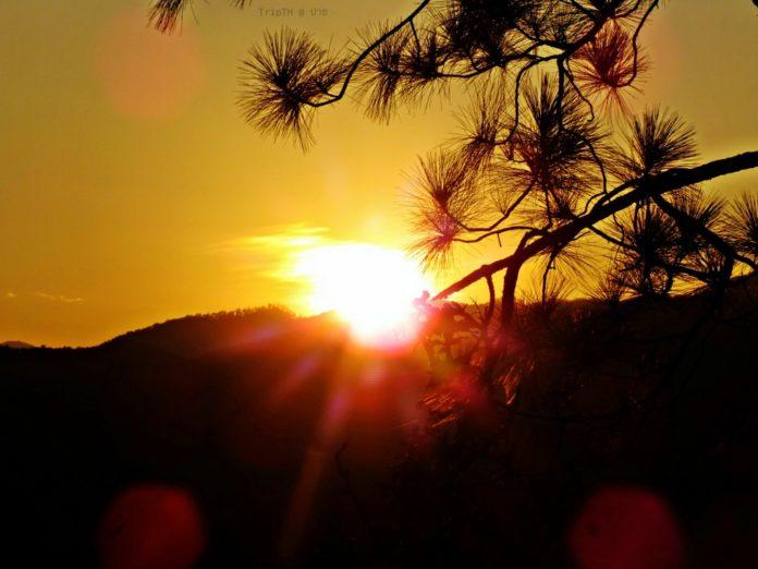จุดชมพระอาทิตย์ตก ปาย (กองแลน) (4)