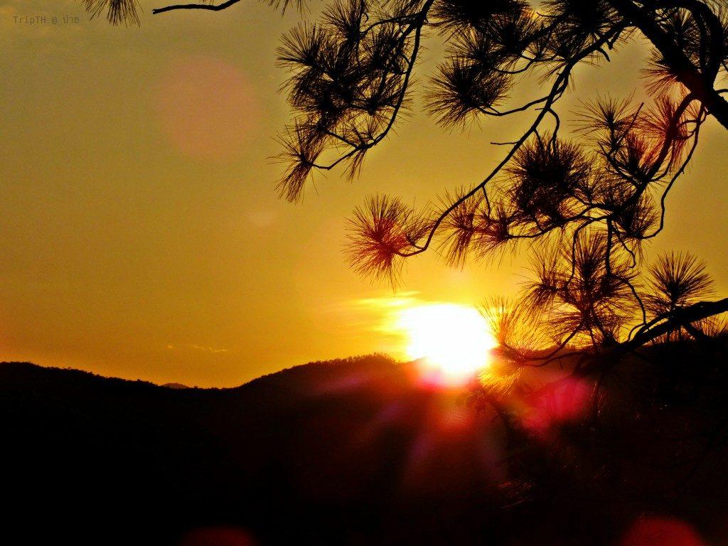 จุดชมพระอาทิตย์ตก ปาย (กองแลน) (5)