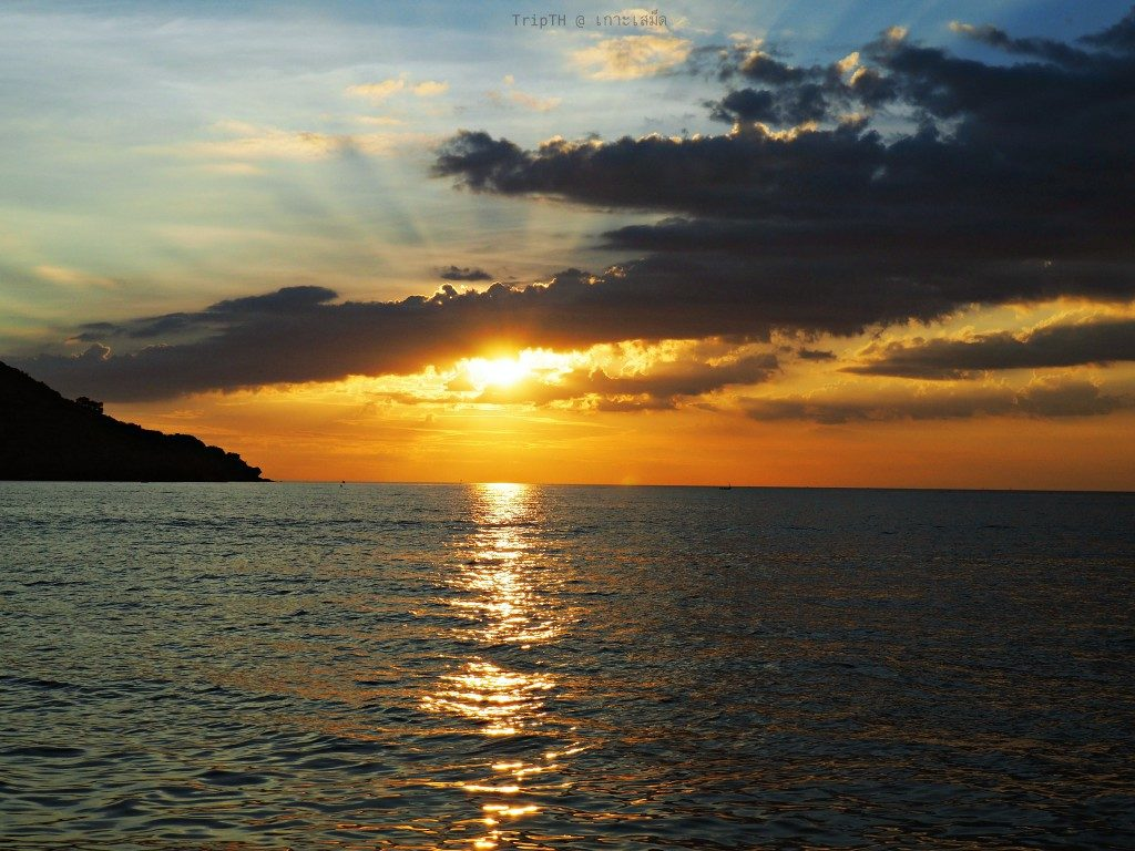 ชมพระอาทิตย์ตกเกาะเสม็ด (1)