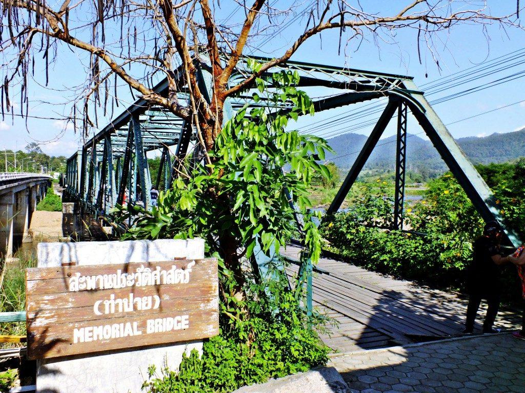 สะพานประวัติศาสตร์ปาย (1)